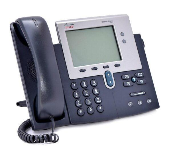 CISCO used Unified IP Phone 7941G